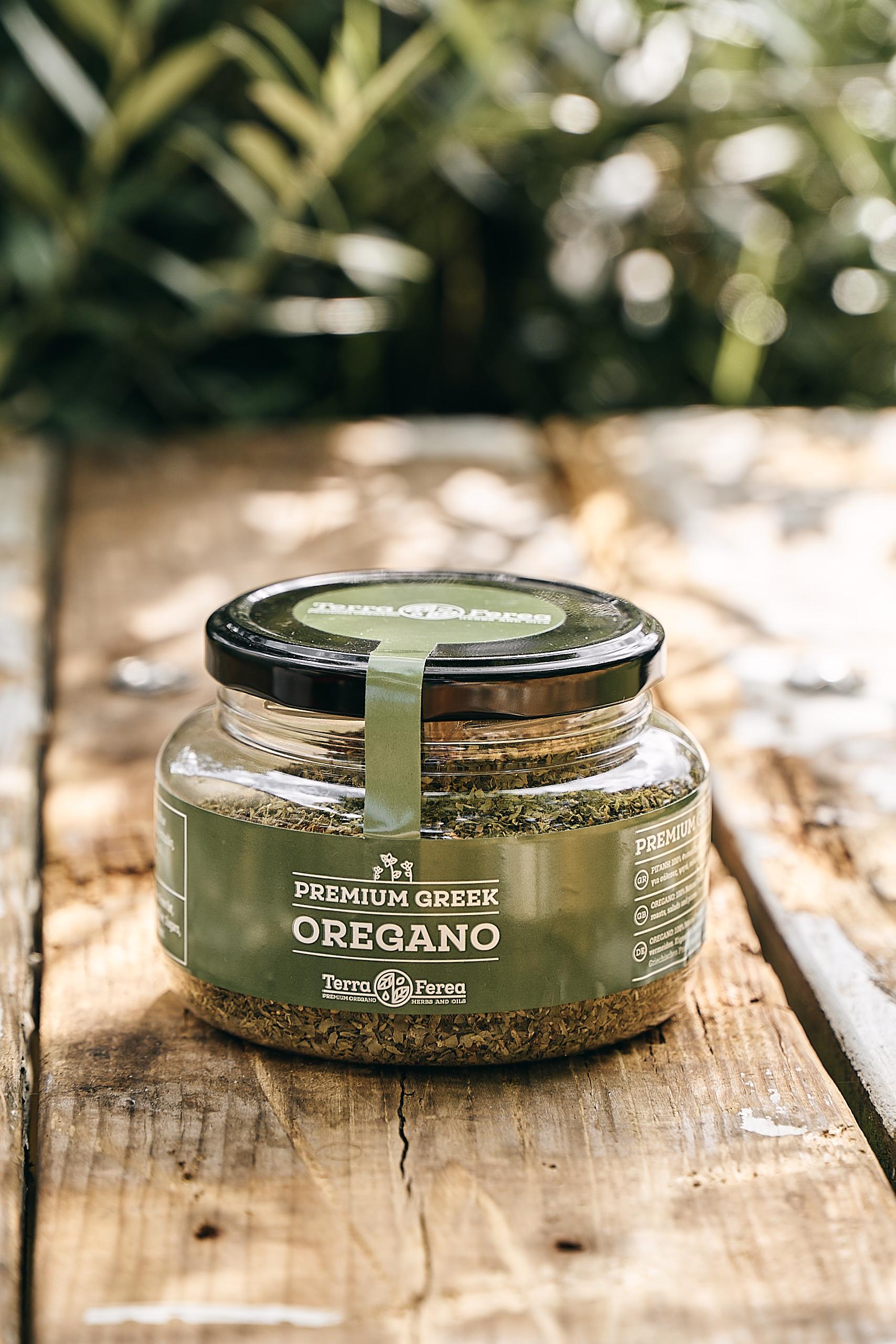 Oregano, getrocknet aus Griechenland