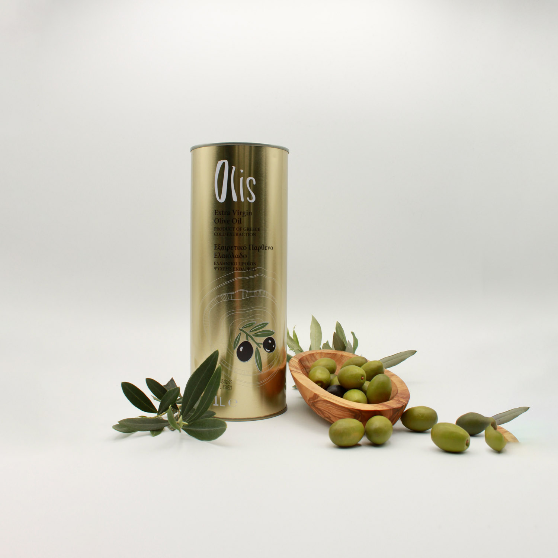 Bestes Olivenöl 1L Extra Virgin P.G.I. - Olis