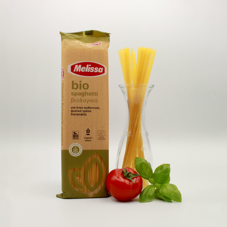 Bio Spaghetti, Bio Pasta