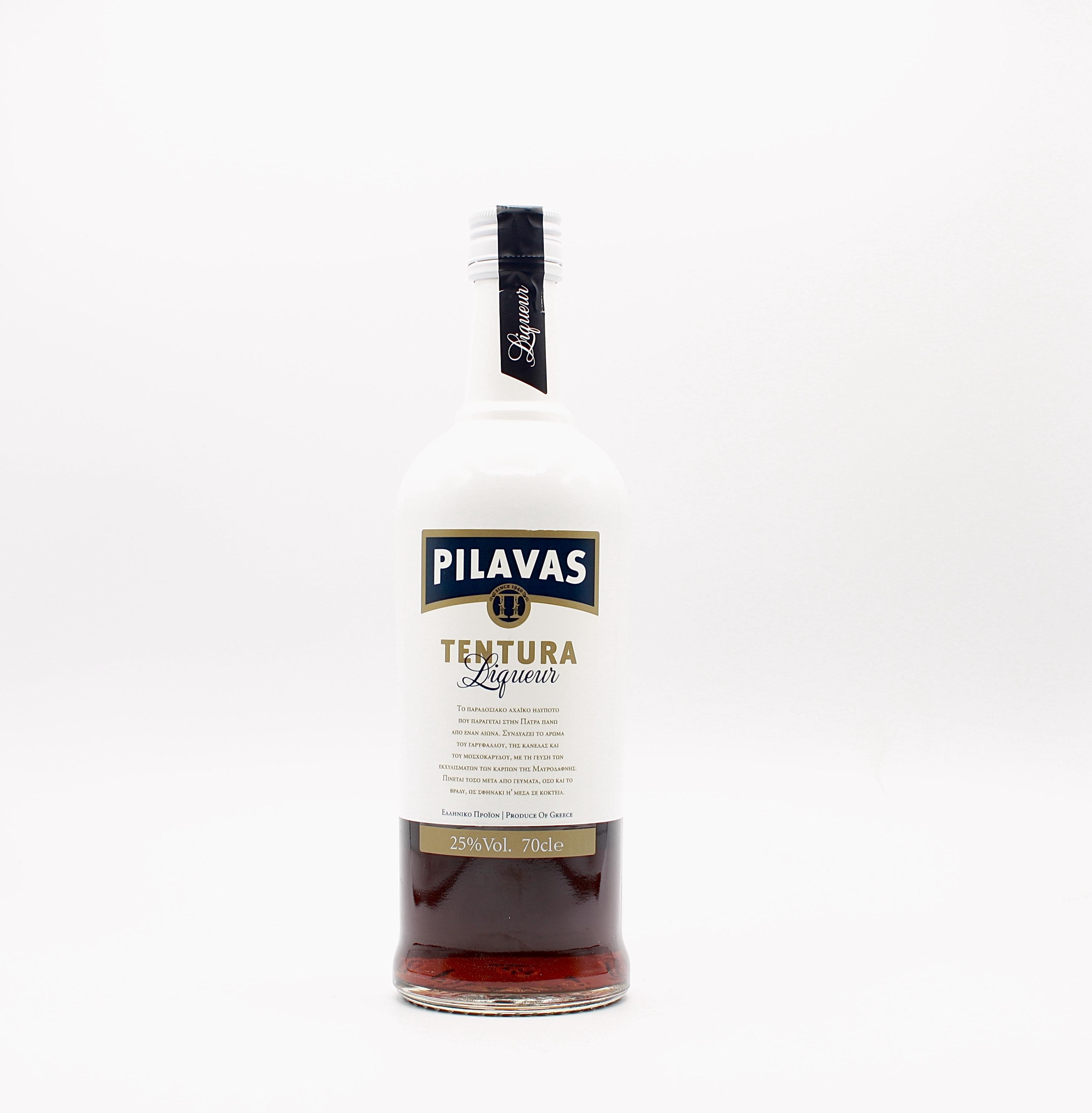 Likör Tentura Nelken - Pilavas, 0,7l