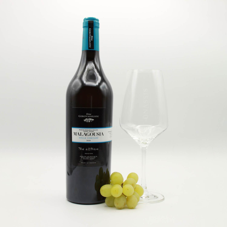 Ktima Gerovassiliou Malagousia, Griechischer Weißwein