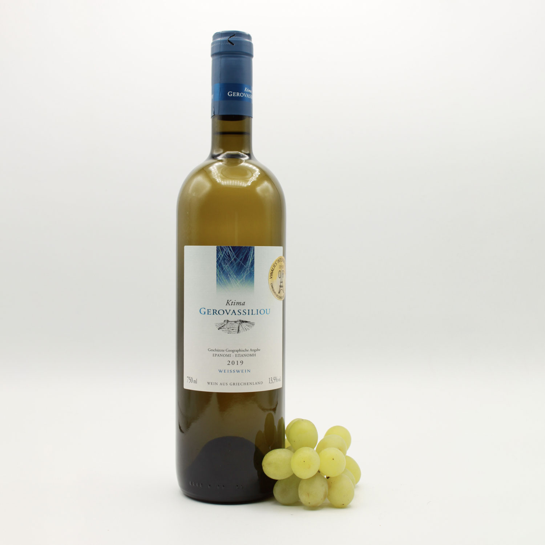 Ktima Gerovassiliou, Griechischer Weißwein