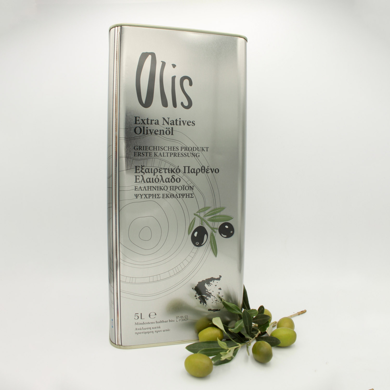 Bestes Olivenöl 5L - Olis